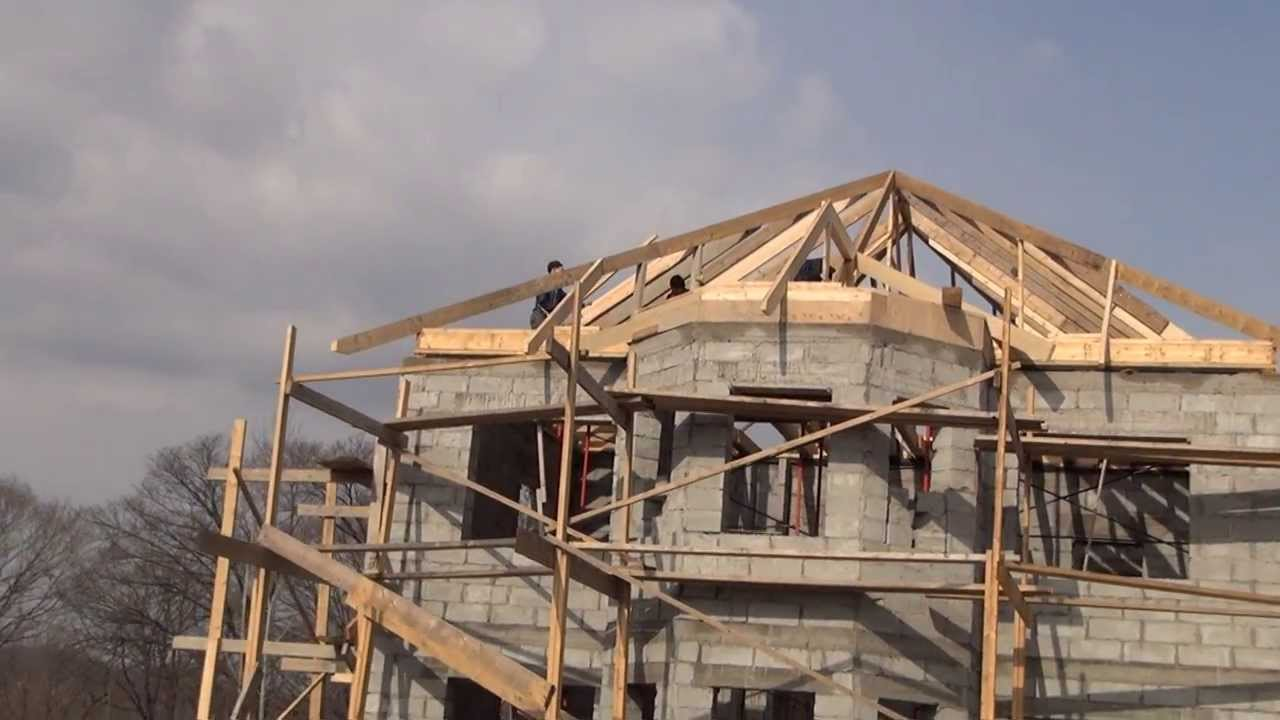 hip roof framing youtube