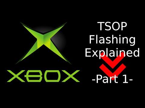 How To: Xbox TSOP Flashing Explained -Part 1-
