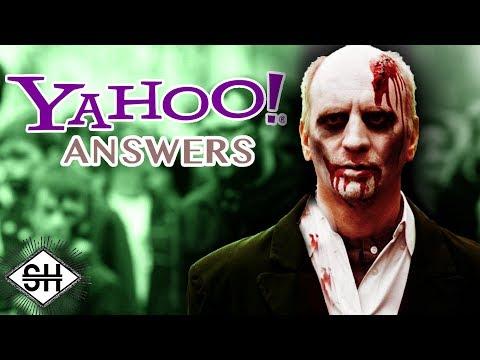 Spooky Yahoo Answers [Feat. SorrowTV]
