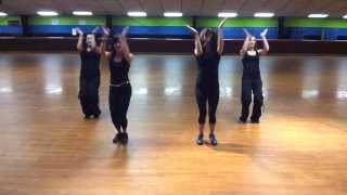 Dance fitness routine -Dance with me tonight by Olly Murs
