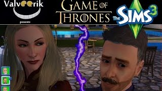 Game of Thrones / Sims3 - Knowledge VS Power - short version [HD]