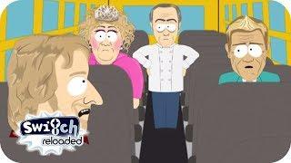 South Park - Die Busfahrt mit Thomas, Cindy, Christian, Dieter, Günther und Daniela