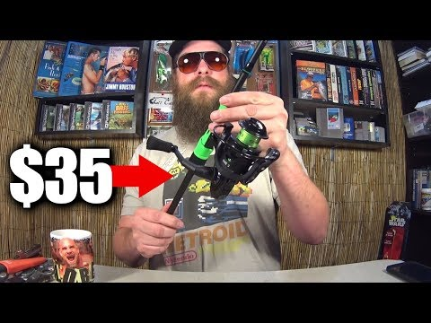 13 Fishing Spinning Rod and Reel for $35 & More Fishing Deals!!!