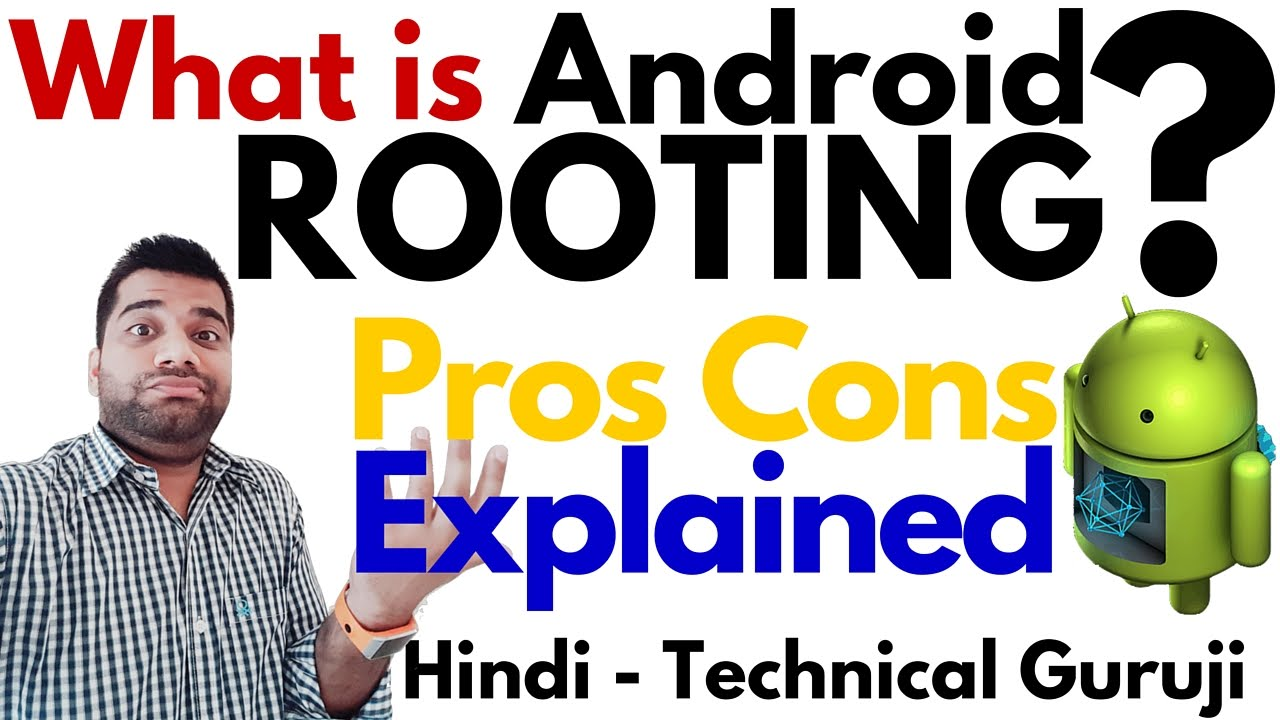 [Hindi] What is Rooting? Pros and Cons Explained in Detail [Urdu]