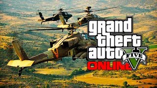GTA 5 Online: Military Warships, Yachts & Horses As Potential Features! (GTA V)