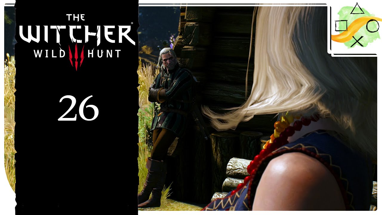 The Witcher 3 B�Se Hexe