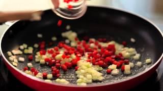 Frittata De Brócoli / Queso Cheddar Dos Pinos / Leche Delactomy