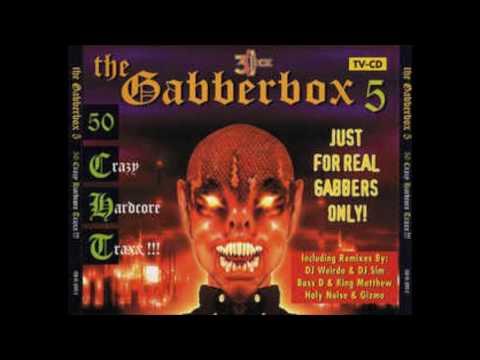The Gabberbox 05 - 50 Crazy Hardcore Traxx!!! (1997)