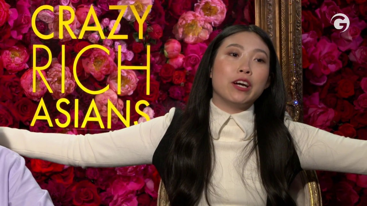 Awkwafina, Ken Jeong and Gemma Chan Talks Crazy Rich Asians / Black Panther Comparisons