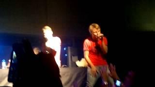 """Выступление Johnyboy в Ставрополе 3 ноября 2012 """"Виски"""""""