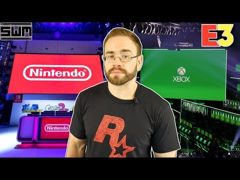 Full E3 2019 Conference Streaming Times And Plans (Nintendo, Microsoft, Square And More)