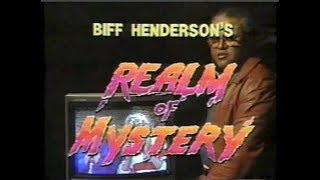 Viewer Mail/Realm of Mystery Collection on Late Night, 1987-88