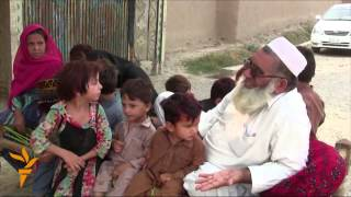 For Displaced Pakistani Father, 36 Children Are Not Enough