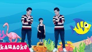 Anh Hai - Karaoke Beat Chuẩn Bé MAI VY | Official MV | Nhạc Karaoke Thiếu Nhi Dành Cho Bé