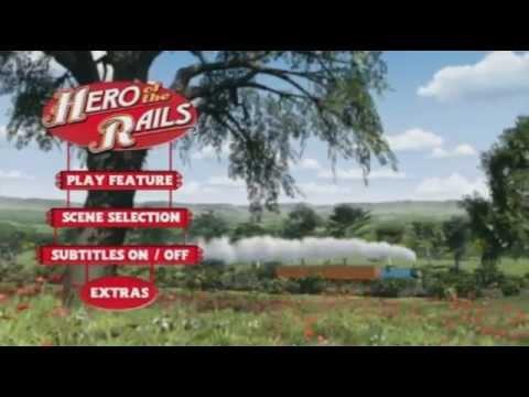 Thomas The Tank - Hero Of The Rails [UK DVD Menu] Region 2
