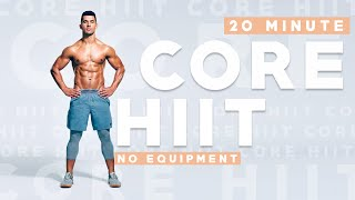 PMA FITNESS || 20 Minute Core HIIT Workout