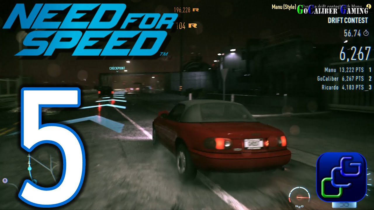 need for speed 2015 ps4 walkthrough part 5 youtube. Black Bedroom Furniture Sets. Home Design Ideas