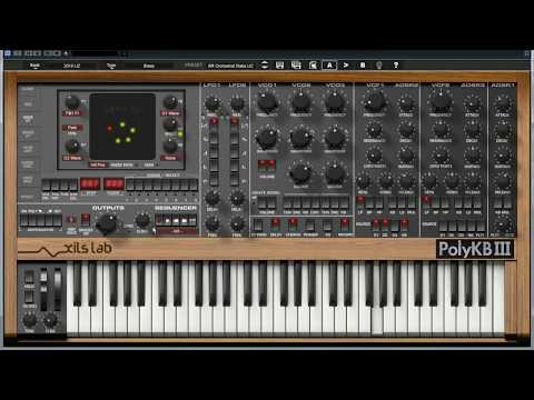 Advanced Sound Synthesis Techniques PolyKB 3 PATH modulator
