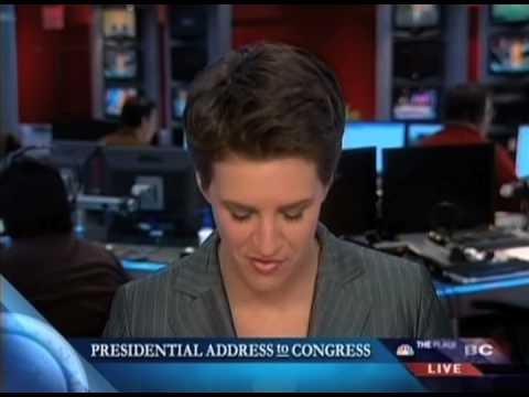 "Rachel Maddow Reacts To Bobby Jindal,  ""I"