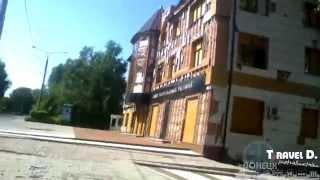 Центр, Донбасс Арена-запоздалое видео (20.07.15)