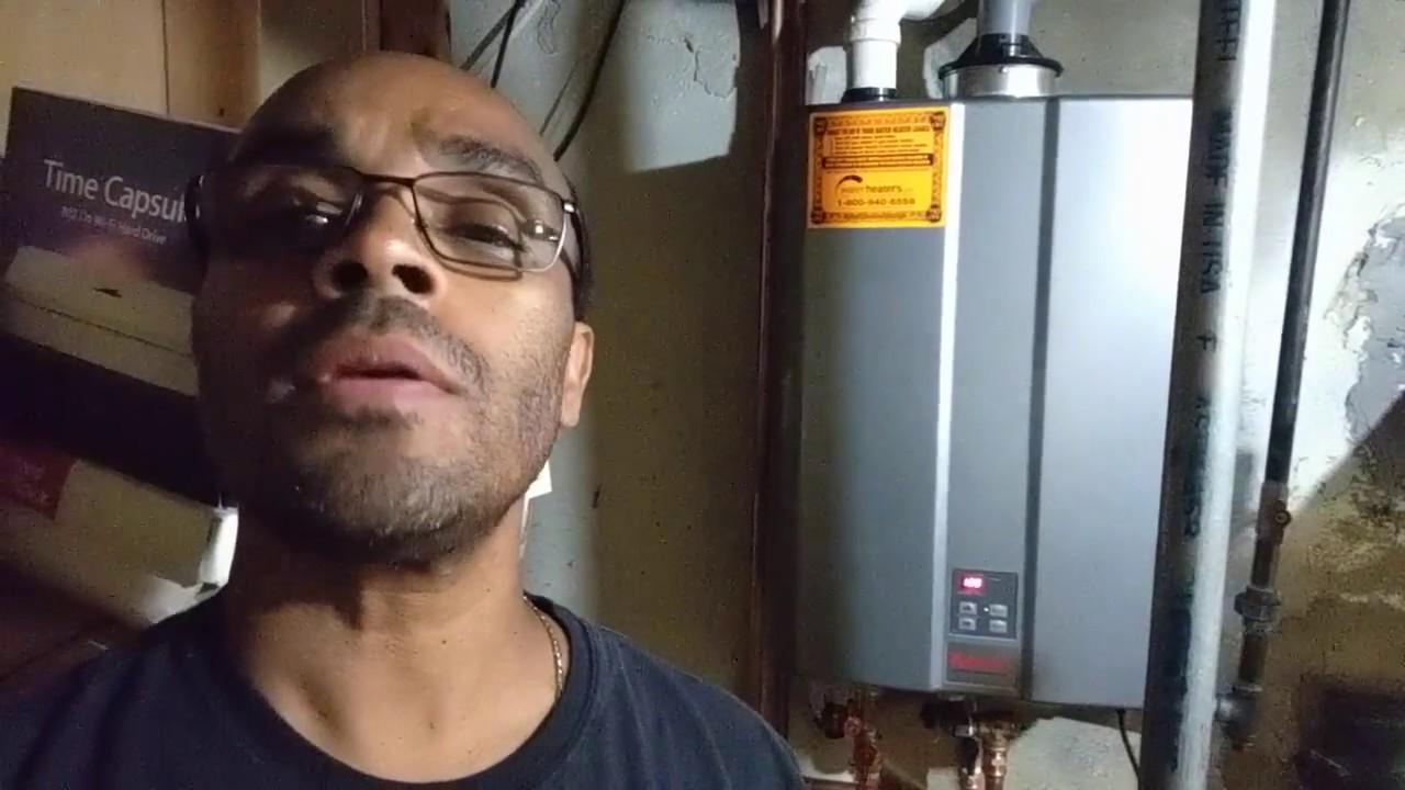 Rinnai RU199IN Water heaters