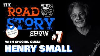 The Party Hog Road Story Show #7 with Henry Small