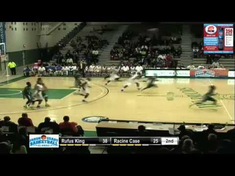 Boys Basketball- Milwaukee King vs Racine Case (Fresh Coast