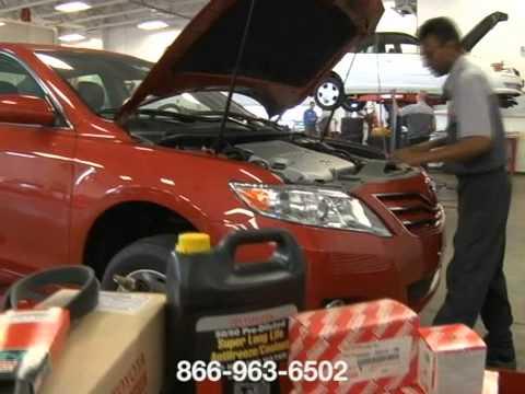 Toyota Power Steering Pump Leak Service Repair Replacement