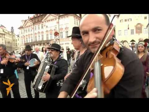 Khamoro Festival Of Roma Music In Prague