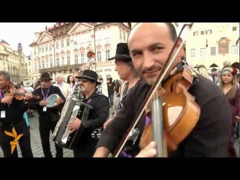 Khamoro Festival Of Roma Music In Prague