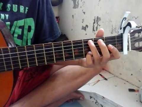 Boomerang - Bungaku Guitar lesson [simple]