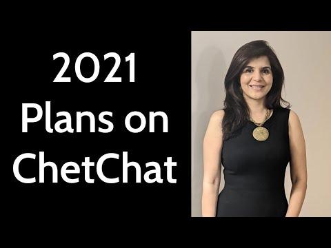 Happy New Year 2021 | Plans For 2021 | ChetChat | Chetna Vasishth