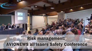 Risk management: AVIONEWS all'Isaers Safety Conference