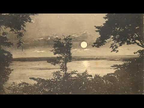 Egisto Macchi - La luna e il fiume