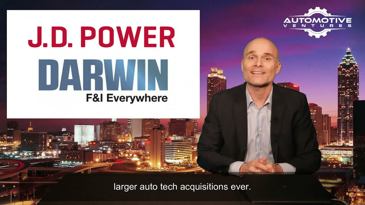 The Daily Download: J.D. Power Acquires Darwin Automotive