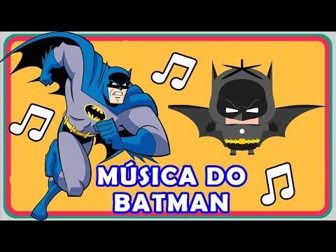 MÚSICA DO BATMAN - FUI NO TORORÓ (PARÓDIA)