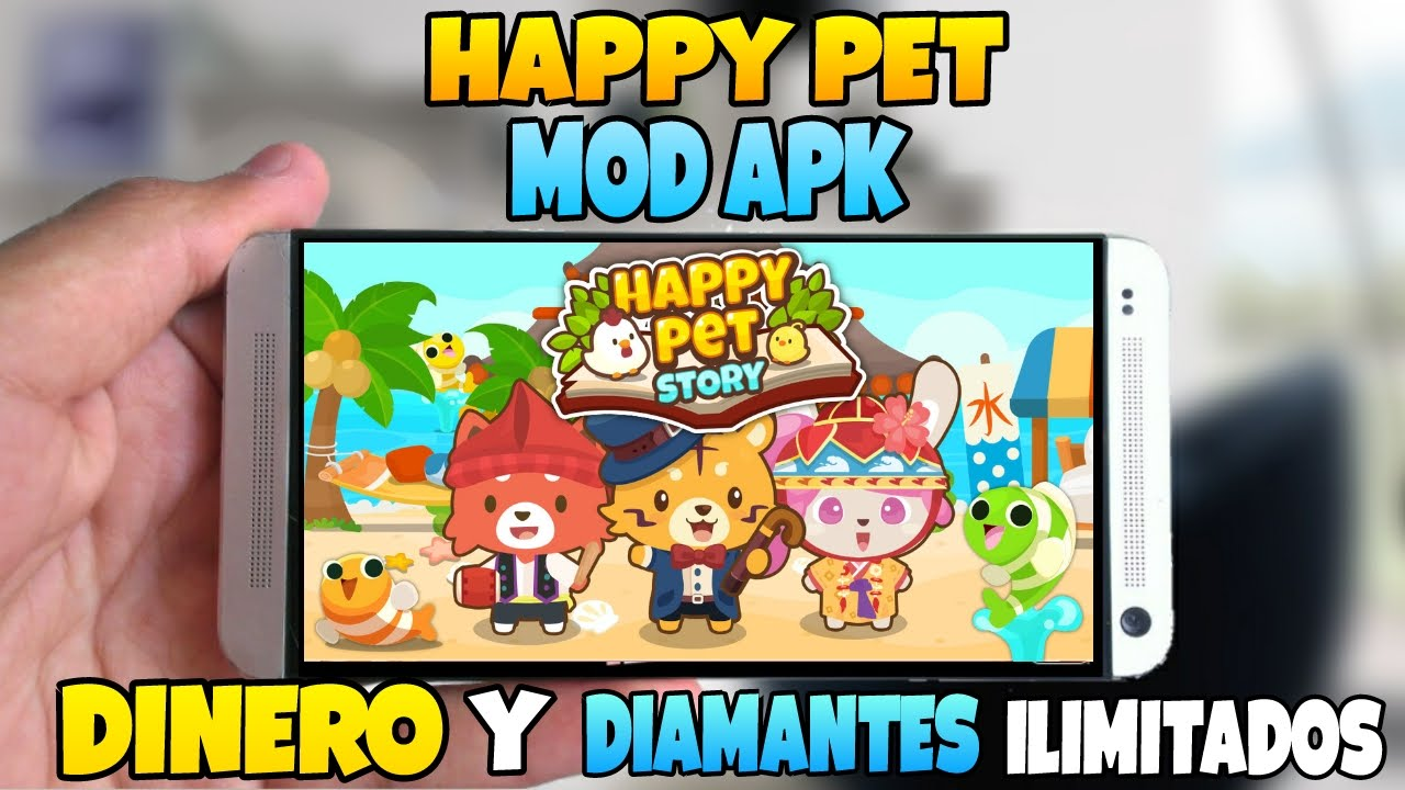 happy pet story hack