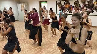 Tahia Cambet Workshop - Tahiti 2018