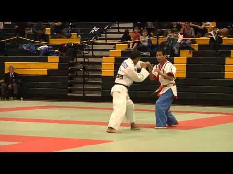 Bunasawa Jukken Judo vs Olympic Judo.  IJKF Official Video