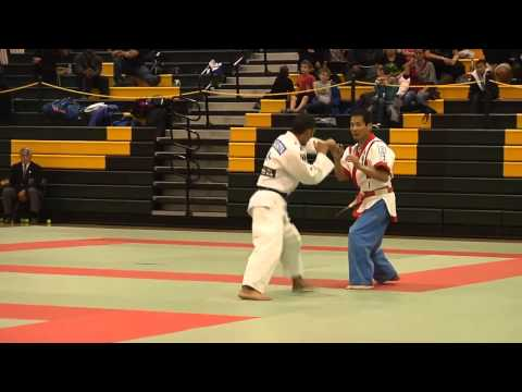 Bunasawa Jukken Judo Vs Olympic Judo - IJKF Official Video