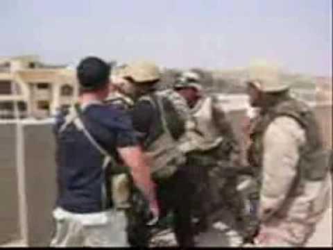 Blackwater in Najaf Iraq