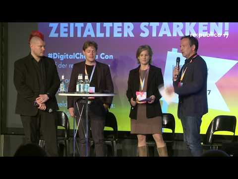 re:publica 2017 – #DigitalCharta – Wie geht es weiter? on YouTube