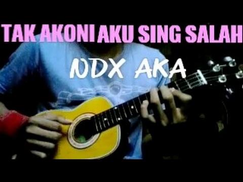 Tak Akoni Aku Sing Salah #laguterbaru - Ndx Aka Ft Pjr (Cover Kentrung)