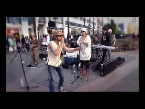 Cipes and The People - Cool Down - 3rd Street Promenade
