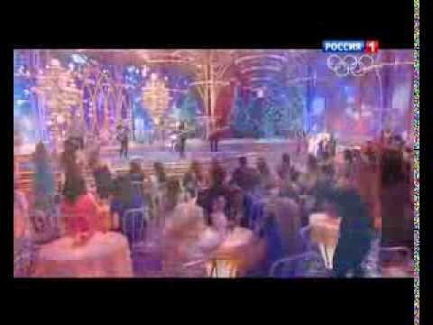 Стас Пьеха — Города любви (Новогодний огонек 2014)