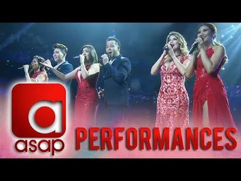 ASAP: ASAP singers perform the Kapamilya teleserye theme songs