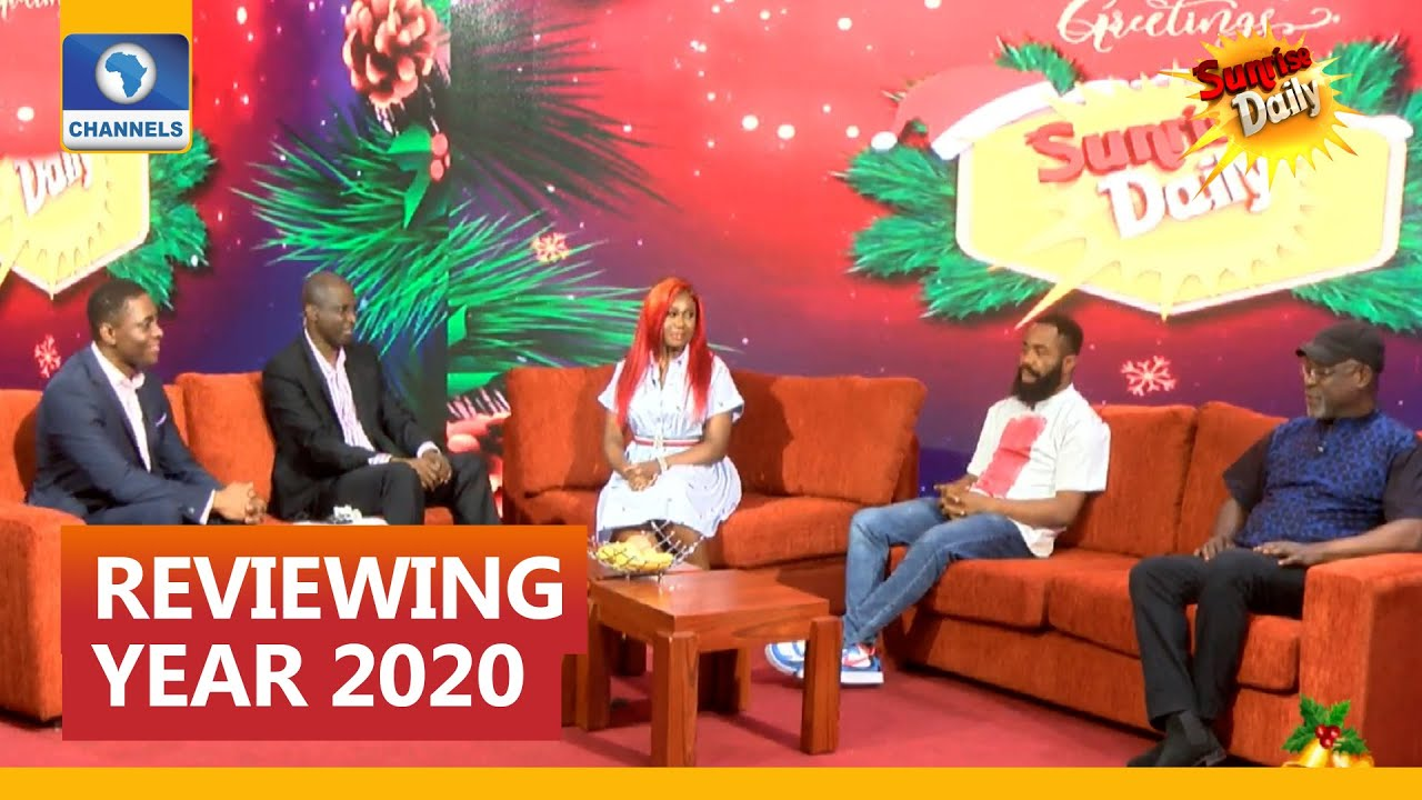 A Challenging Year Singer Niniola Comedian Woli Arole Actor Bimbo Manuel Review Year 2020 Youtube