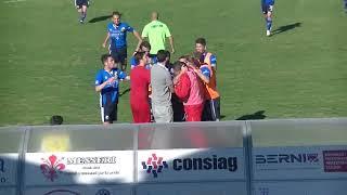 Serie D Scandicci-Bastia 1-3
