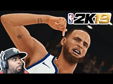 NBA 2K19 Take The Crown Trailer REACTION! | New Gameplay Trailer For Xbox & PS4