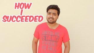 How I succeeded | Kashan